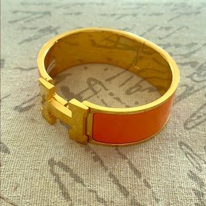 Authentic Hermes Clic Clac